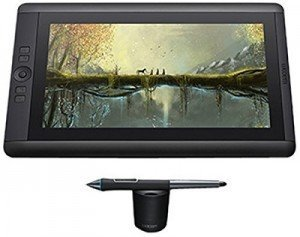 cintiq 13HD pen and touch