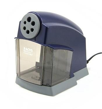x-acto eletric pencil sharpener