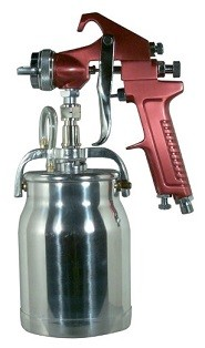 Astro 4008 Spray Gun with Cup