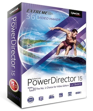 cyberlink power director 15