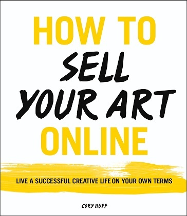 cory huff how to sell your art online book review