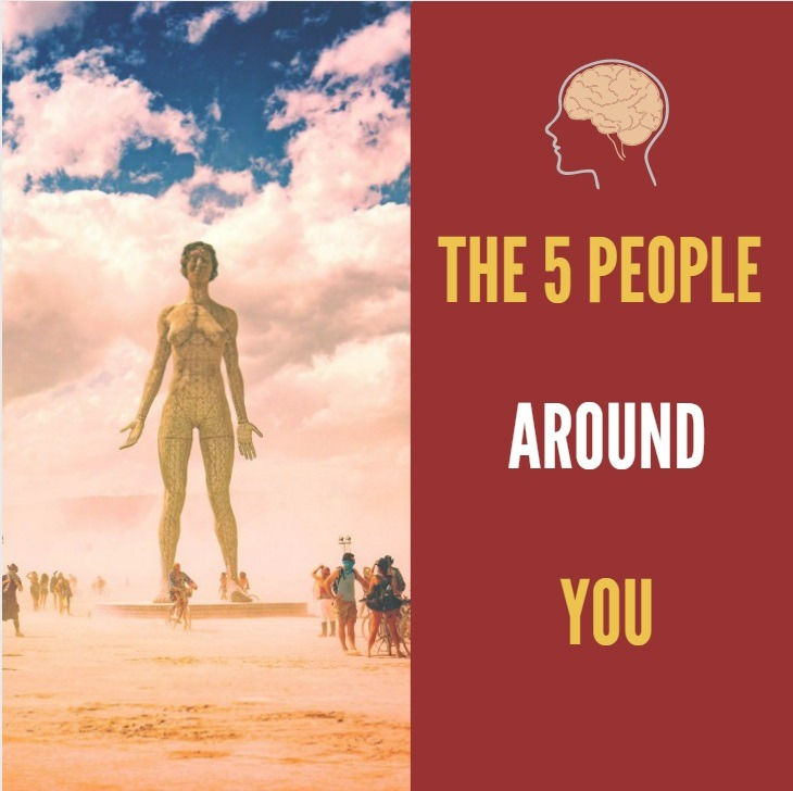 people around you