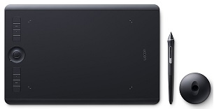 wacom intuos pro medium black
