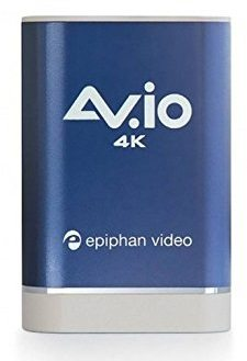 epiphan video 4k capture card av.io