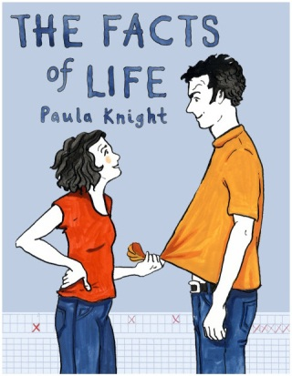 The Facts of Life (graphic memoir) - Paula Knight