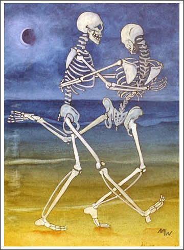 dancing-skeletons