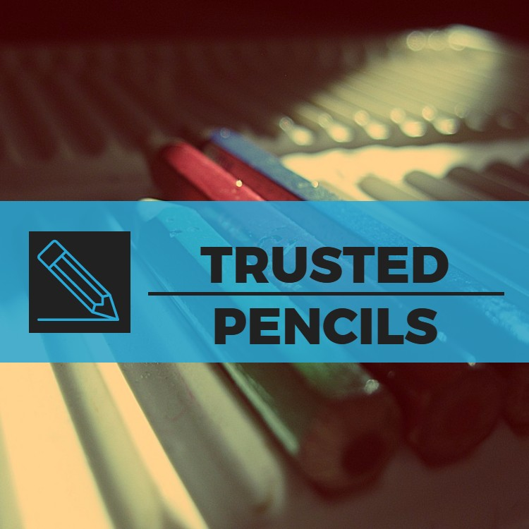 trusted pencil brands