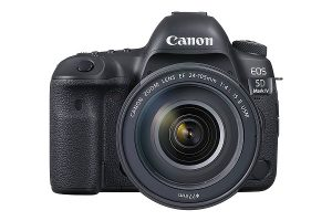 Canon EOS 5D Mark IV be