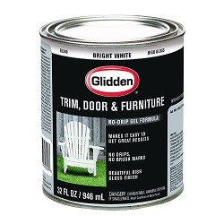 glidden trim door and furniture