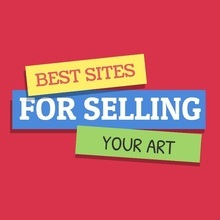 sites for selling art