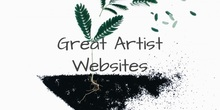 artist websites