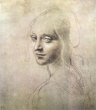 drawing on the right side of the brain leonardo da vinci cover