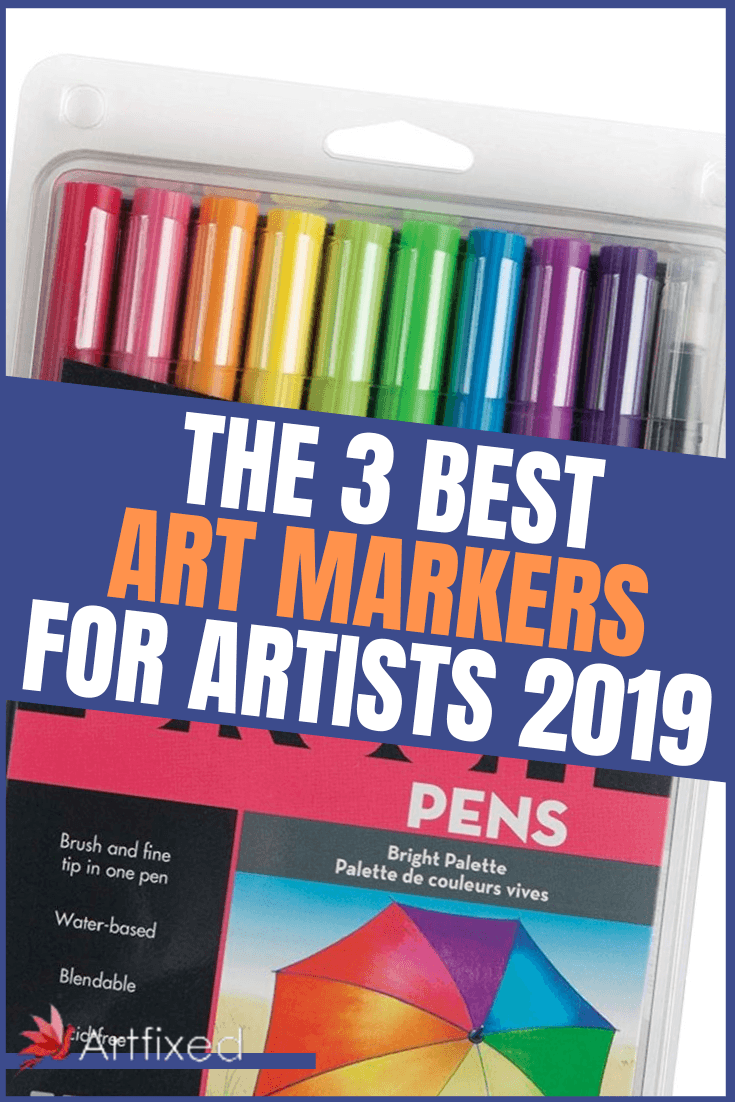 Whether you've been creating art for a long time and are looking to add to your marker collection, or you're just starting out and are looking to purchase your first pens, you need to find the right ones for you. Check out our top 3 best art markers for artists. #art #markers #artmarkers #photography #sketch #drawing #artist #illustration #sketchbook #draw #artwork #painting #ink #creative #pencil #design #artoftheday #artsy #digitalart #illustrator #sketching #artists