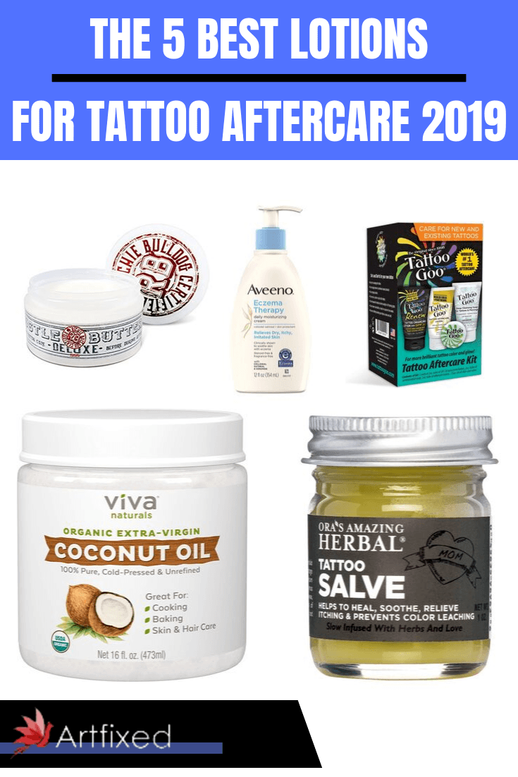 Getting a new tattoo is exciting, but anyone who's had one will agree that the soreness and itching that comes afterward can be a little unpleasant. Thankfully, the rising popularity of tattooing has led to a flurry of new tattoo aftercare products which make the healing process much more bearable. Check them out! #tattoo #aftercare #tattoos #tattoocare #art #tattooaftercare #ink #tattooproducts #inked #tattooartist #inkedskin #tattooed #lotions