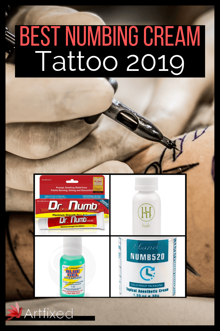 """Which is the strongest tattoo numbing cream, and which is the best tattoo skin numbing cream?  I've cut out hours of googling """"best tattoo numbing cream"""" and listed the five best products below according to research and experience. Through the reviews of tattoo artists and clients alike, I've tried to summarize what makes these five tattoo numbing creams the best. #numbing #cream #tattoo #tattoos #inked  #tattooartist #ink #traditional #healingcream #numbingcream #review #list #best"""