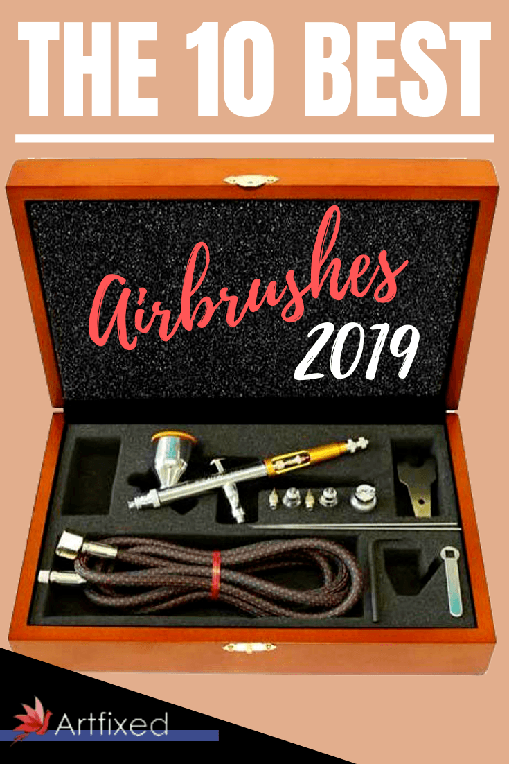 In this article you'll find a few great airbrushes and airbrush kits. #Iwata, #Olympus, #EFBE, #Badger, Harder and Steenbeck and #Paasche, they are all good manufacturers and and all of their devices need some TLC and proper handling, as long as you know that, you'll be fine. #airbrush #art #bodypaint #artist #drawing #illustration #painting #makeup #sketch #creative #cartoonfoxairbrush #airbrushmakeup #masterpiece #harderandsteenbeck