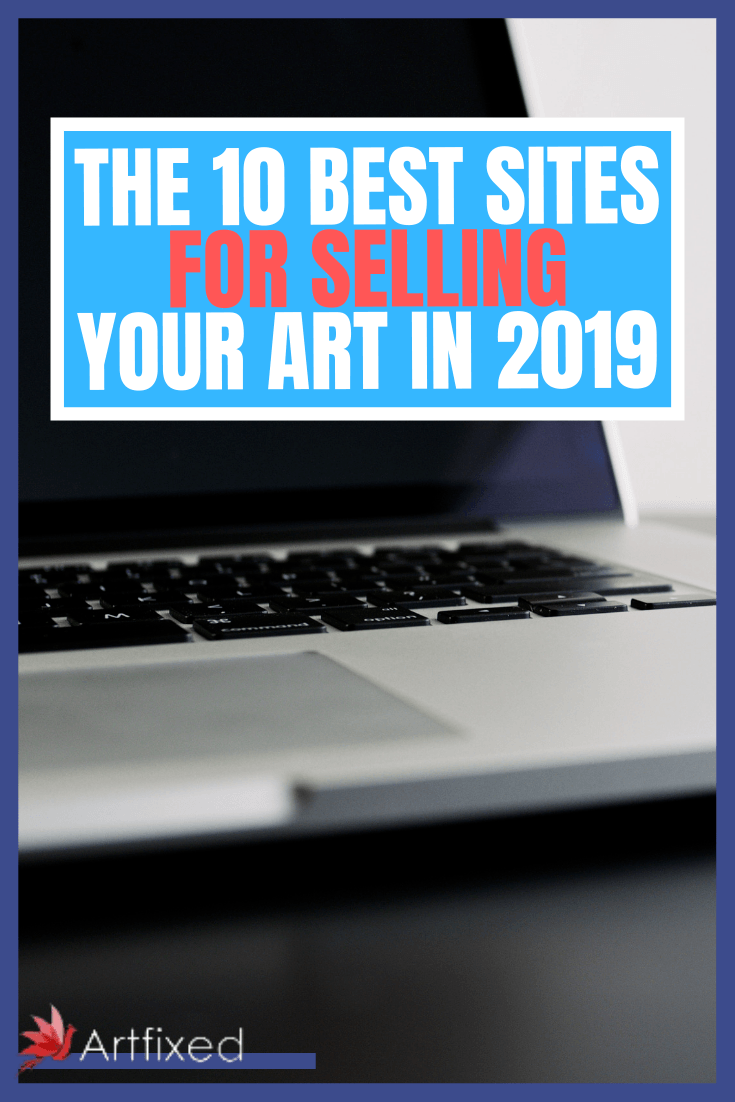 Auction houses and private sales are moving online, and even galleries are seeing more than half of their sales happen via websites in some cases. This trend shows no sign of slowing, and online sales are increasing year after year. #sites #art #sell #website