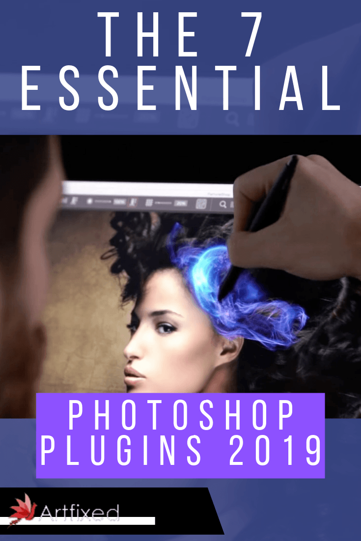 Photoshop in itself is a creative powerhouse and a 'can't live without' tool for photographers and designers. But, there are countless plugins available that will allow you to get even more out of Adobe's photo editing software. We've rounded up seven essential Photoshop plugins that will help you take your images to the next level. #photoshop #plugins #photography #protools #graphicdesign #digitalart #adobe #software #filter #corel