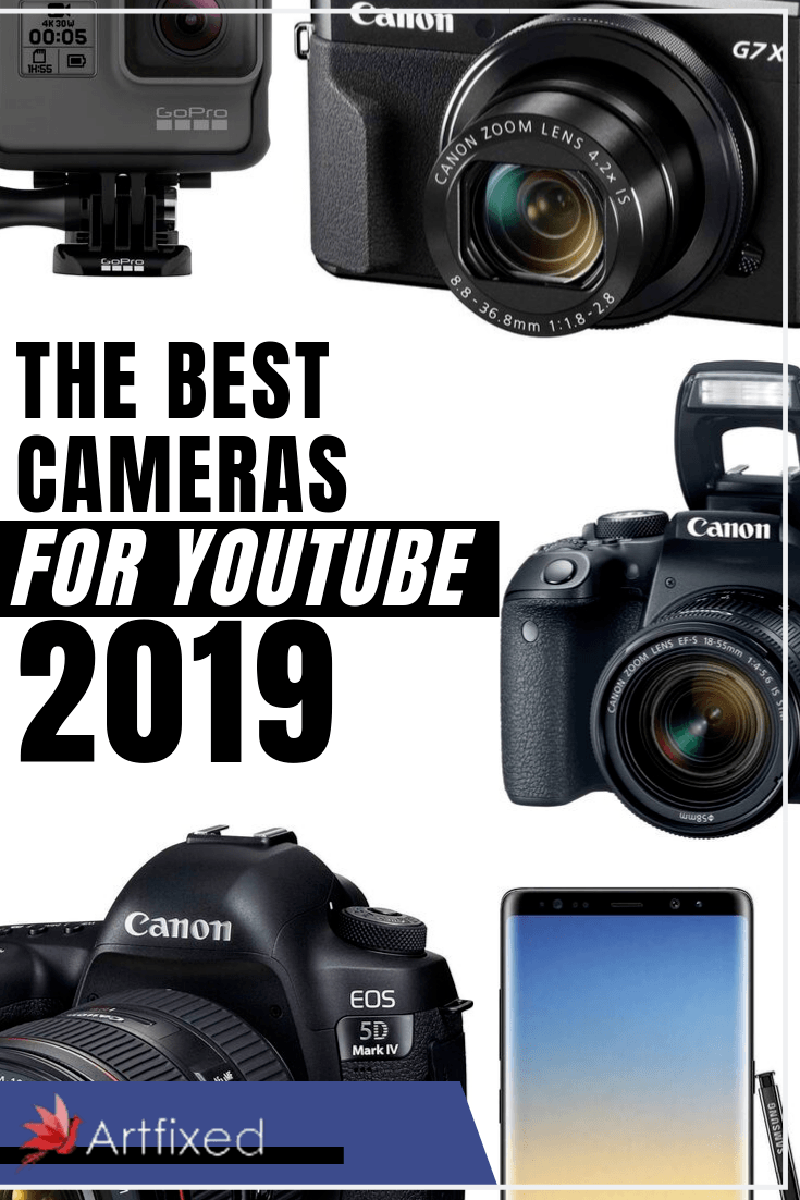 If you're thinking of getting into vlogging, or you already have a channel but want to take it to the next level, you're going to need the right tools to do the job. Check out these 8 best cameras for youtube 2019! #cameras #youtube #photography #music #camera #photographer #cinematography #filmmaker #videographer #youtuber #cinematographer #artist #photo #producer #film #art #photoshoot #cameragear