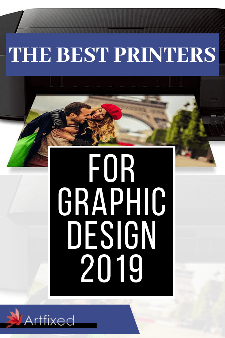 If you're a graphic designer and you work with large-scale prints, obviously you're going to need a printer that's capable of delivering your images. One option is to use a commercial printing service. Check out the best printers for graphic design 2019! #printers #graphic #design #graphicdesign #art #graphics #artist #photography #illustration #creative #illustrator #digitalart #artists