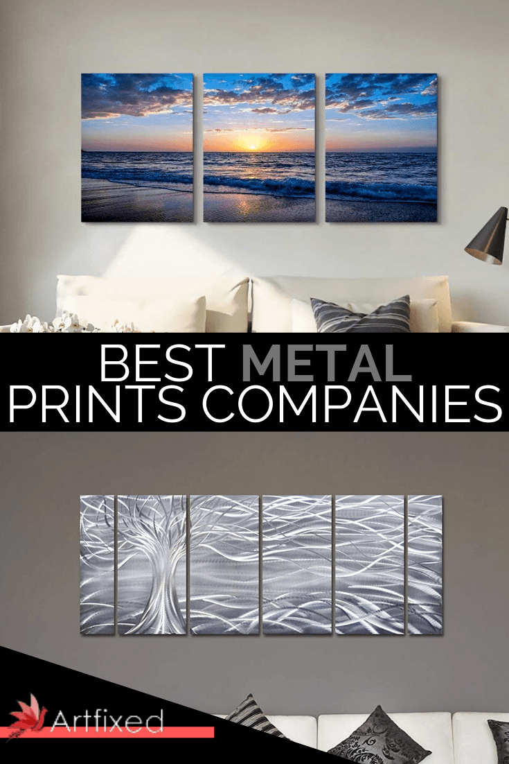 The best metal prints companies to look at for a high-quality, impeccably printed, metal print are few. There are multiple ways each one stands out, and the reviews of the companies will give you an understanding of what to look for when you want a printed metal memory. #metal #prints #companies #art #business