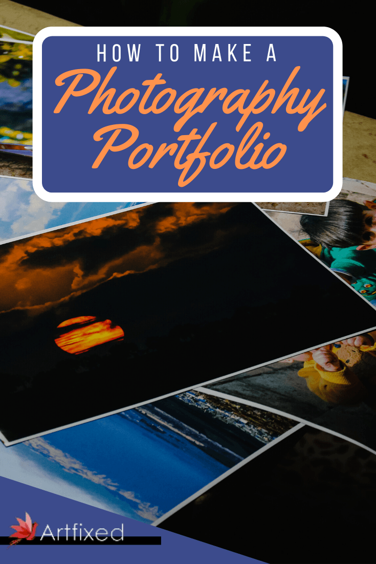 It's not enough to just throw together your favorite images, though, as a bad portfolio is about as useful as no portfolio at all. However, a selection that is well considered and well put together will secure you work time and time again. #photography #portfolio #art