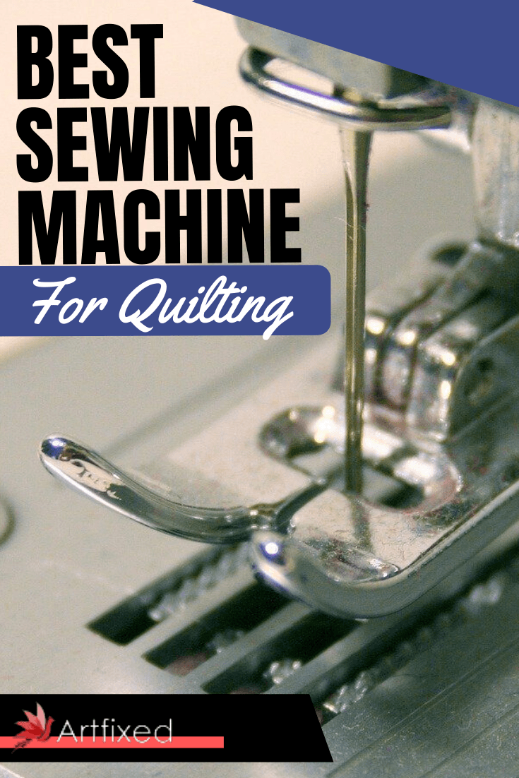 Unlike regular sewing, quilting requires some advanced skill. Therefore, quilters who want to elevate their skills might need something more than a regular sewing machine. The best sewing machines for quilters have certain additional features for the craft's unique demands. #sewing #machine #quilting #art #fashion
